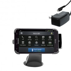 SAMSUNG Galaxy Note i717 Vehicle Navigation Mount & Car Charger