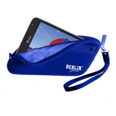 Berlin Gear Neoprene pouch (Blue) Galaxy Note I