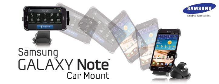 Note Car Mount